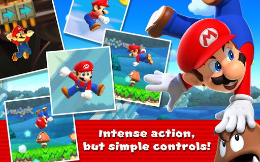 Super Mario Run screenshots 2
