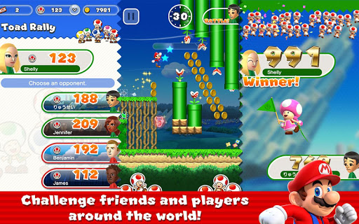 Super Mario Run screenshots 4