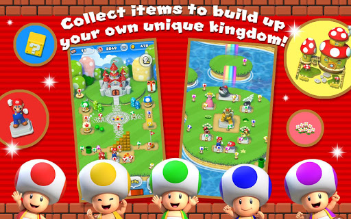Super Mario Run screenshots 5