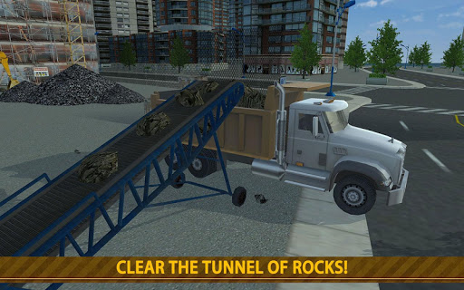 Tunnel Construction Simulator 2018 1.4 screenshots 2