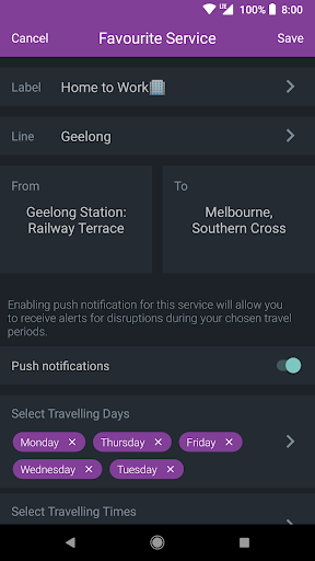VLine 2.2.0 screenshots 4