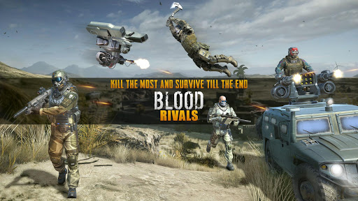 Blood Rivals – Survival Battleground FPS Shooter 1.8 screenshots 1