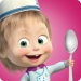 Download Masha and Bear: Cooking Dash 1.2.10 APK MOD Full Unlimited
