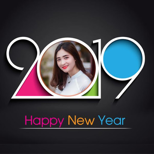 2019 New Year Photo Frames Greetings Wishes 1.7 screenshots 1