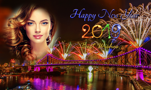 2019 New Year Photo Frames – New Year Wishes 2019 1.0.0 screenshots 2