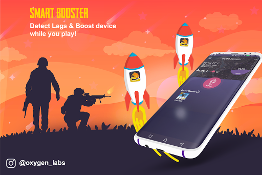Booster for PUBG – Game Booster 60FPS 2.0.1 screenshots 1