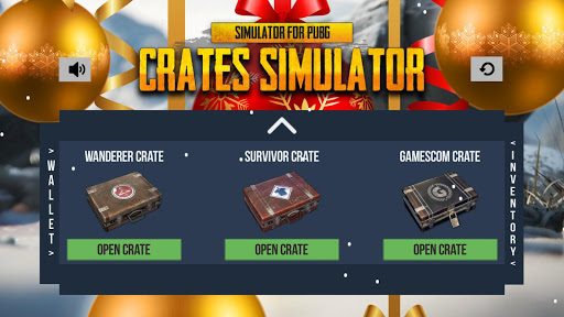 Crates Simulator for PUBG 1.36 screenshots 1