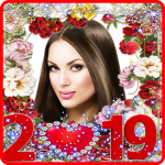 Download Full Happy New Year Photo Frame 2019 1.1 APK MOD Unlimited Money