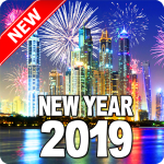 Download Happy New Year 2019 1.6 MOD APK Full Unlimited