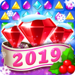 Download Jewel Crush 2019 8.0.5 APK MOD Unlimited Cash