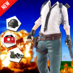 Download Photo editor Master For PUBG: Stickers Collection 1.0 APK MOD Unlimited Gems