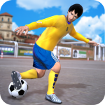 Download Street Soccer League 2019: Play Live Football Game 1.0.4 APK MOD Unlimited Gems