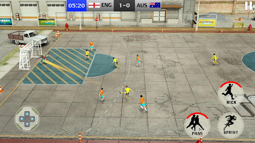 Street Soccer League 2019 Play Live Football Game 1.0.4 screenshots 1