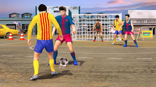 Street Soccer League 2019 Play Live Football Game 1.0.4 screenshots 2