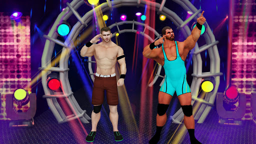 Tag team wrestling 2019 Cage death fighting Stars 1.0.4 screenshots 2