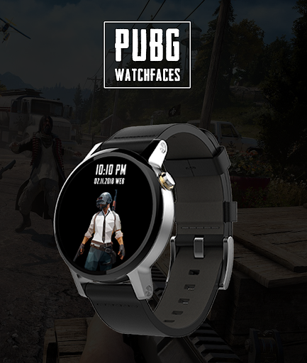 Watchfaces for PUBG – Android Wear OS 1.11 screenshots 1