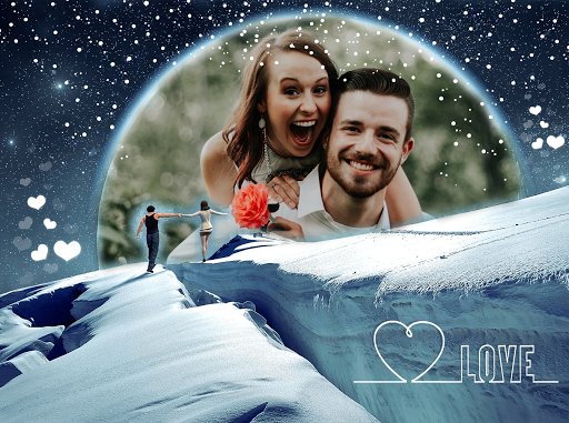 Art Love Frame – romantic amp artistic photo frames 2.1.6 screenshots 4