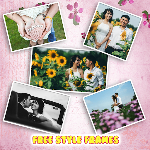 Art Love Frame – romantic amp artistic photo frames 2.1.6 screenshots 5