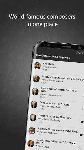 Classical Music Ringtones 6.0.6 screenshots 2