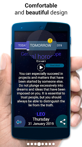 Daily Horoscope 2019 amp Astrology. Apps free 1.10.7 screenshots 4