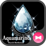 Download Aquamarine – March Birthstone 1.0.0 APK MOD Unlimited Cash
