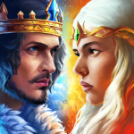 Download Full Empire War: Age of hero 8.288 APK MOD Unlimited Money