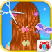 Download Full Princess Valentine Hair Style 1.0.4 MOD APK Unlimited Gems