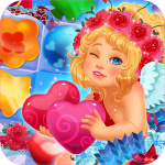 Download My Valentine's Crush: Match 3 10.355.5 APK MOD Unlimited Money