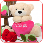Download ♥♥Teddy day love Stickers & Emoji- valentine day♥♥ 1.1 APK MOD Unlimited Cash