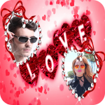 Download Valentine Day Dual Photo Frame 2019 1.6 MOD APK Unlimited Money