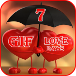 Download Valentine Gif Love Days 2018 2.0 MOD APK Unlimited Money