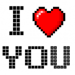 Download Valentines love color by number-Pixel art coloring 2.0 APK MOD Unlimited Money