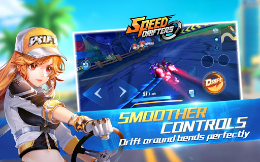 Garena Speed Drifters 1.4.9.32508 screenshots 2