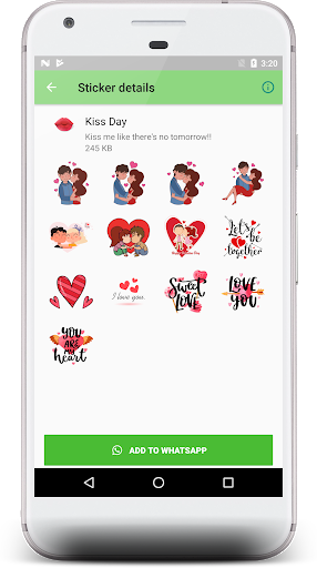 Love stickers packs -2019 1.01 screenshots 4