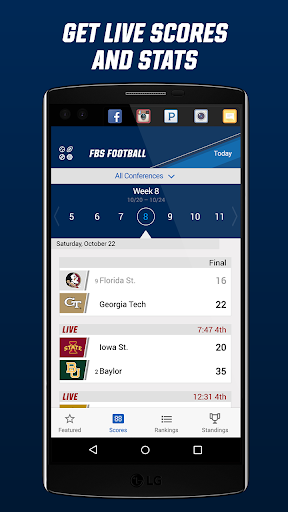 NCAA Sports 3.0.14 screenshots 2