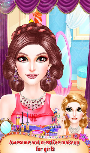 Princess Valentine Hair Style 1.0.4 screenshots 2