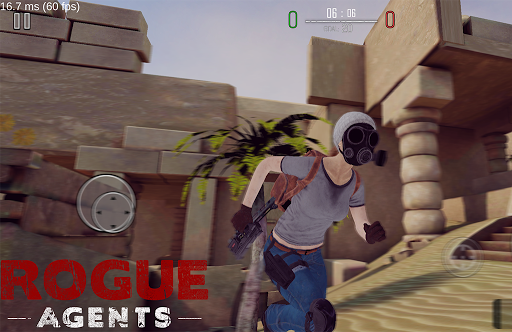 Rogue Agents Third person Shooter 0.246 screenshots 2