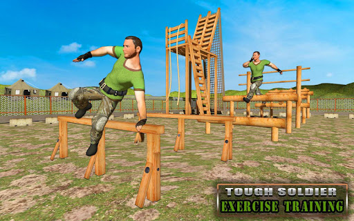 US Army Cadets Training Game 1.03 screenshots 1