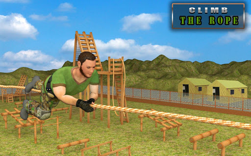 US Army Cadets Training Game 1.03 screenshots 2