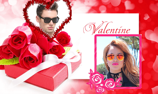 Valentine Day Dual Photo Frame 2019 1.6 screenshots 2