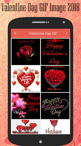 Valentine Day GIF amp Wishes Image Collection. 1.1 screenshots 1