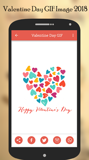 Valentine Day GIF amp Wishes Image Collection. 1.1 screenshots 3