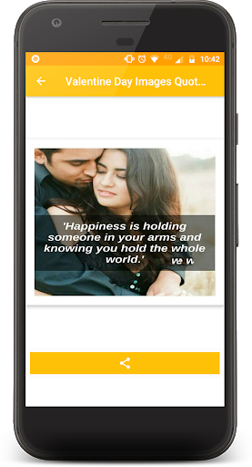 Valentine Day Messages Valentine Day Shayari 1.0.4 screenshots 4