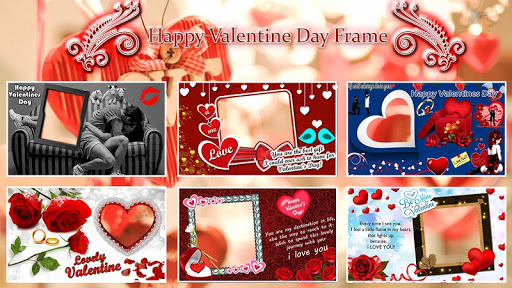 Valentine Day Photo Frame 1.1.2 screenshots 1