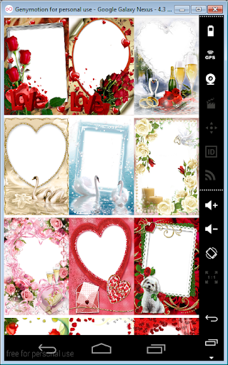 Valentine Day Photo Frames 1.0.8 screenshots 2