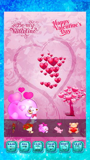 Valentine Day Stickers 1.2 screenshots 3