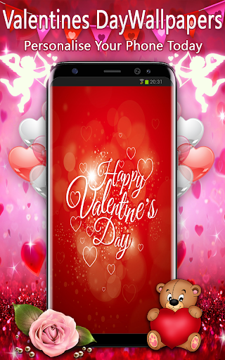Valentines Day Wallpapers 1.6 screenshots 1