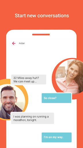 W-Match Dating App to Flirt amp Chat 2.5.1.3 screenshots 2