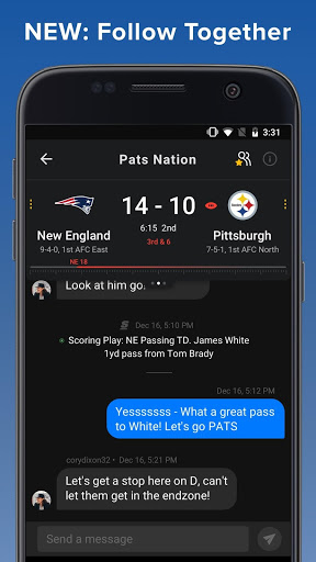 theScore Live Sports Scores News Stats amp Videos 19.3.1 screenshots 2