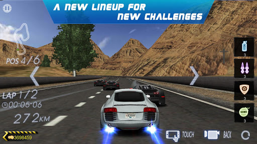 Crazy Racer 3D – Endless Race 1.6.061 screenshots 2